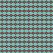 Navajo Stripe Red