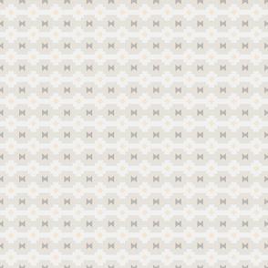 Navajo Stripe Grey