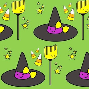Kawaii Witch Hat