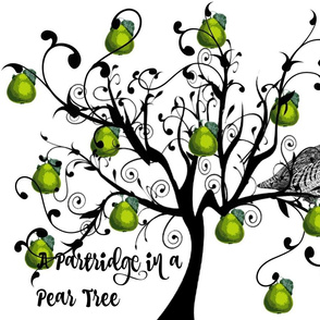 A PARTRIDGE IN A PEAR TREE