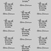 Danita's Favorite Quote by William Shakespeare