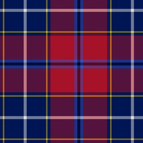 Wishart dress tartan
