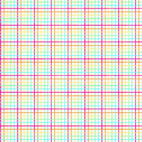 Plaid Crayon