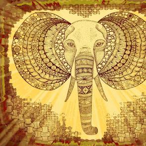 Elephant zen kalahari FQ