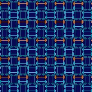 dumbbell weave