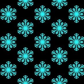 Snowflake Glow 1