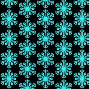 Snowflake Glow 2