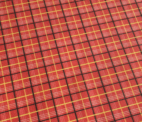 Picnic Plaid (Red)
