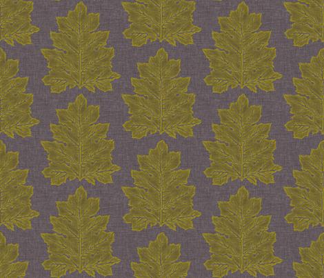 Acanthus Leaves - steel