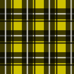 BumblebeePlaid