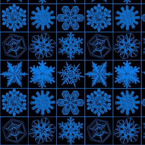 snowflakesblkblue