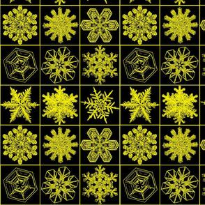 snowflakesblkyellow