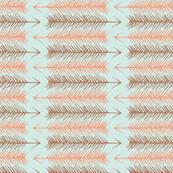 Pine Arrowheads Colourway 2