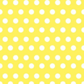 Lemon Yellow Dot