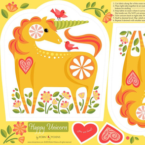Happy_Unicorn_Pillow_Yellow-01