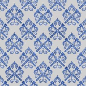whovian victoriana blue