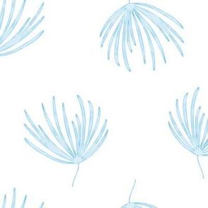 Blue Sprigs