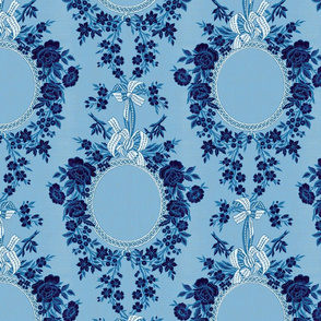 Rothschild Damask 1c