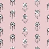 Dreamcatcher Baby Pink