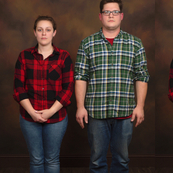 Flannel American Gothic