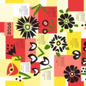 Sunshine 2016 Calendar