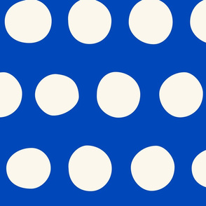Jumbo Dots: Cobalt