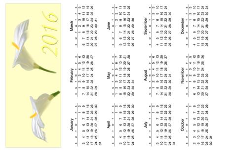 Cala_lily_calendar