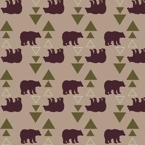 Bear n Woods-ed