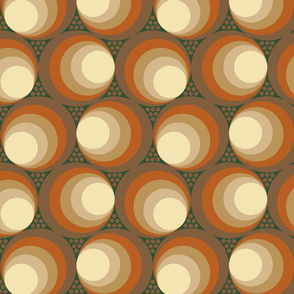 repeat_11_beige_Rusts_with_dots_on_Olive_green