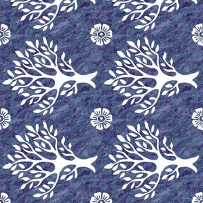 white-tree-stamp-VECTOR-w-corner-flwrs-FULLSIZE4in-150-whitetree-mutedMblgrn-violet-batik-ROTATED