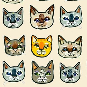 Cat Faces 2