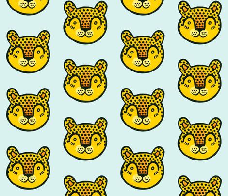 Cheetah Face 1
