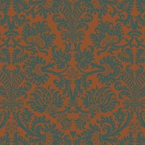 Fortuny Damask 1g