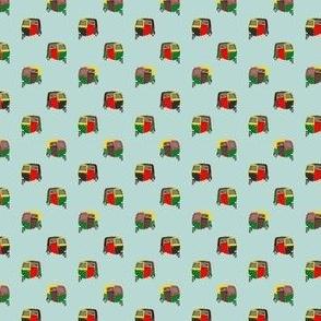 Rickshaw Riot