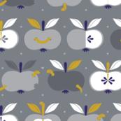 Äpple in Grey
