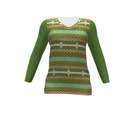 Sweater_knit-green