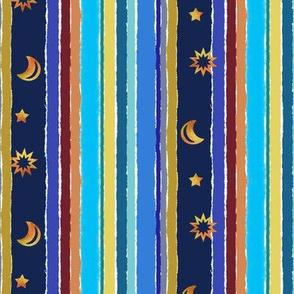 nighty night stripes