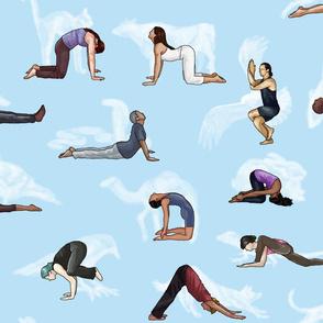 The Animals of Yoga