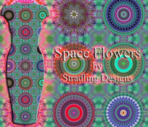 Space_Flowers_kalejdoskope