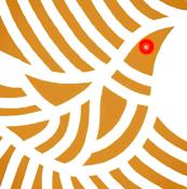 Doves Burnt Orange Red Eye