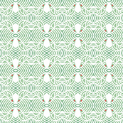 Doves Holiday Mint Green