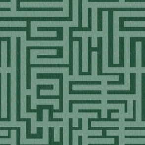 a-maze-ing - whispering pines