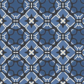 Geometric Blocks in Blues