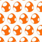 Orange Yoshi Eggs