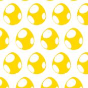 Yellow Yoshi Eggs