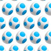 Blue Spot Yoshi Eggs