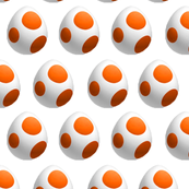 Orange Spot Yoshi Eggs