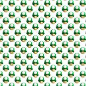 Green Mario Mushroom