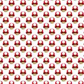 Red Mario Mushroom