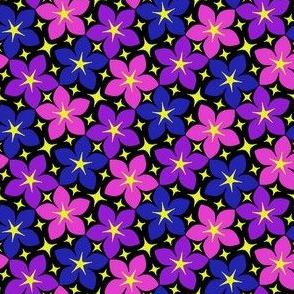 S43 floral : bob